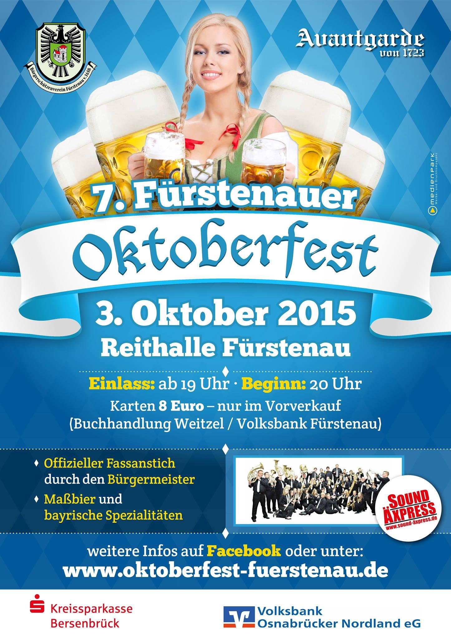 oktoberfest in fürstenau 2018 bilder